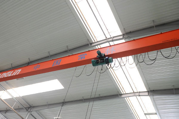 Single Girder Explosion-Proof Bridge Crane