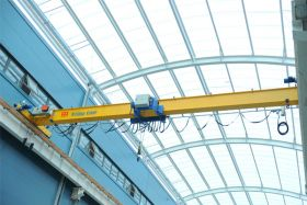 FEM/DIN Single Girder Bridge Crane