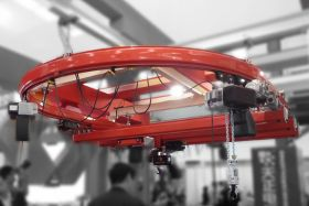 WH Flexible Suspension Crane System