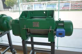 Metallurgical Anti-Heat Hoist
