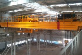 Bridge Cranes for Metallurgical Industry
