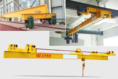 Manpower Suspension Crane