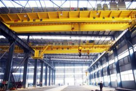 Double Girder Explosion-Proof Bridge Crane with Electric Hoist
