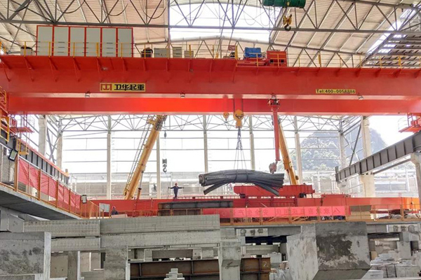 Bridge Crane for Aluminum Plan...