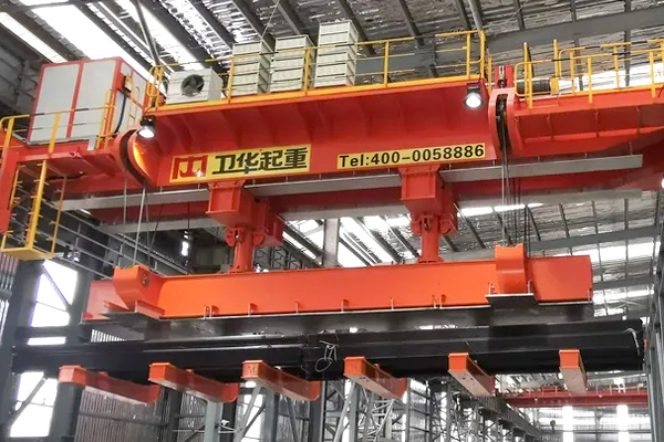 Smart Crane for Quenching