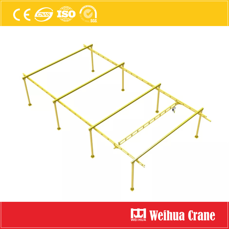 Free Standing Suspension Crane