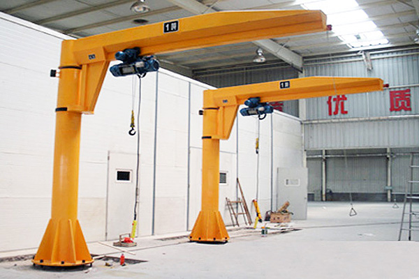 fixed-pillar-jib-crane