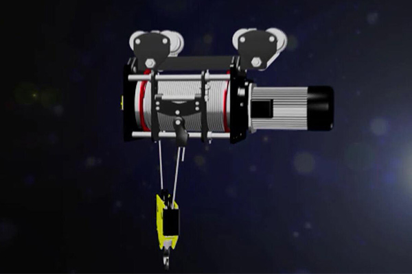 high-hight-electrical-hoist