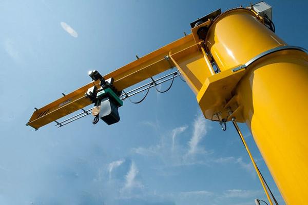large-tonnage-jib-crane