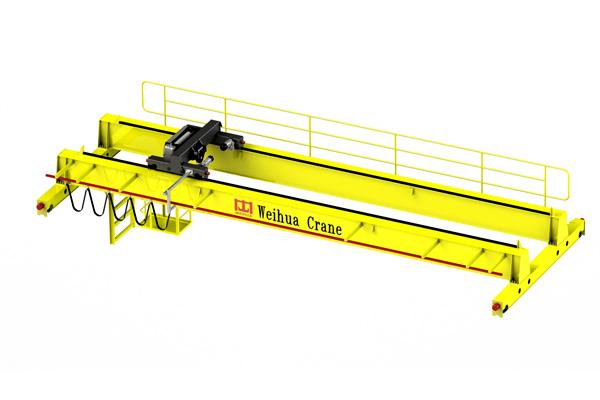 new-double-girder-bridge-crane-hoist