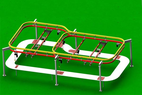 suspension-crane-system
